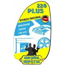 228 PLUS DETERGENT PROFESIONAL